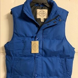 Puffer Vest for Men size M